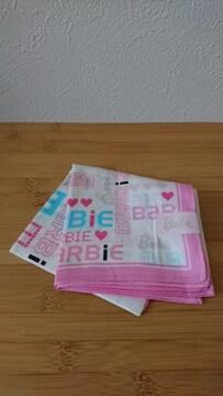 Barbieハンカチ・新品