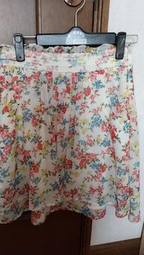 ☆Joiasの花柄スカート☆
