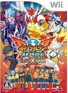 Wiiソフト☆イナズマイレブン ストライカーズ2012エクストリーム