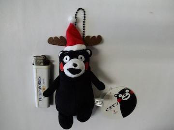 新品☆くまモンクリスマスマスコットBCキーホルダー(^O^)トナカイver.再々値下