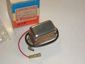 マッハ�V 500SS H1D イグニッションユニット 絶版新品