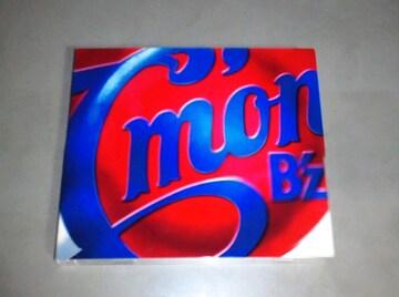 B'z C'mon 初回限定盤 DVD付き