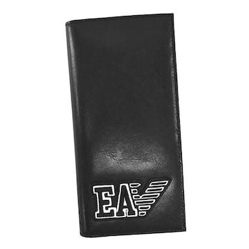 ★エンポリオアルマーニ 長財布(BK)『Y4R170 YTC2E』★新品本物★