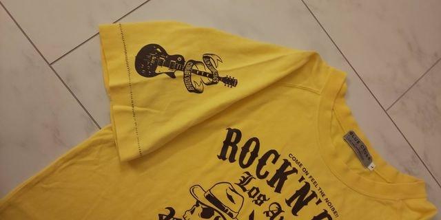 ブルークロス☆Tシャツ☆L☆160☆ < ブランドの