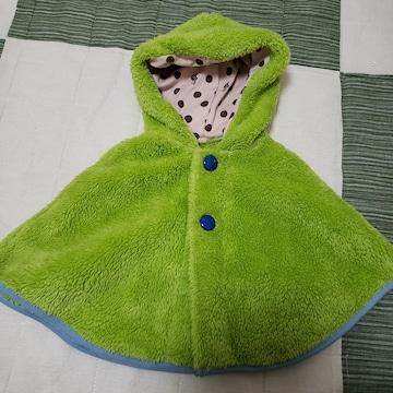 ベビー ポンチョ☆ Umbilical Cord ふかふか♪