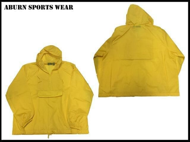 XXXL 3XL 新品 大きい ビックサイズアノラック ウィンドブレーカAUBURNUSA < 男性ファッションの