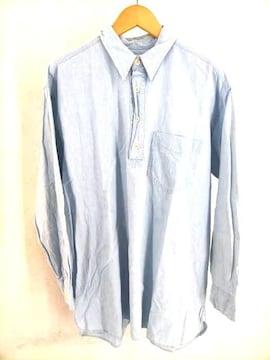 J CREW(ジェークルー)90年代  プルオーバーシャツシャツ