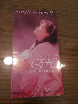 平松愛理☆シングルイズベスト◯CDシングル美品*singleisbest