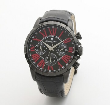 サルバトーレ マーラ クオーツ メンズ 腕時計 SM15103-BKBKR