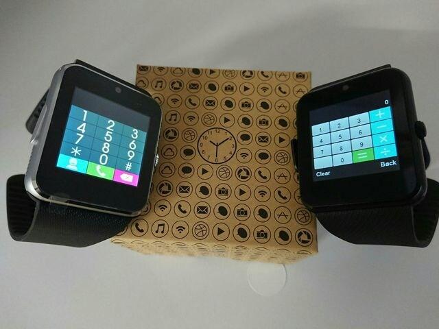 黒黒 スマートウォッチ Bluetooth 腕時計 箱なし! < 男性アクセサリー/時計の