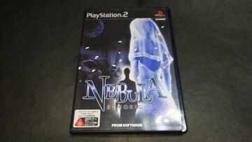PS2 NEBULA -ECHONIGHT- (ネビュラ -エコーナイト-) / アンケートハガキ付き