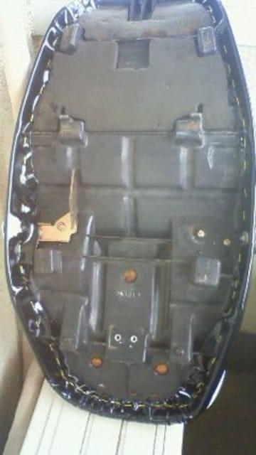 未使用☆ゼファー400 タックロール < 自動車/バイク