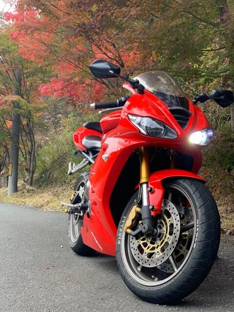 デイトナ675 大型バイク 軽量SS DAYTONA 3気筒 < 自動車/バイク