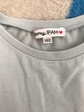 any FAM☆フレンチスリーブチュニック