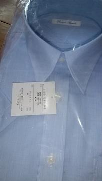 Mサイズ!消臭テープ使用!形態安定!高貴紳士的半袖ワイシャツ!