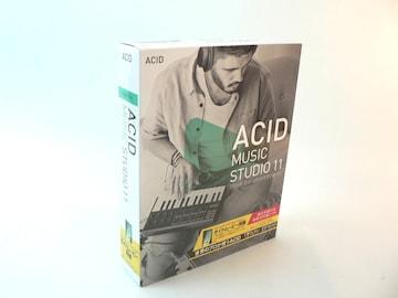 ACID Music Studio 11・作曲ソフト・新品・即決!