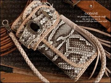 ゴダン spcw304s ダイヤモンドパイソン長財布