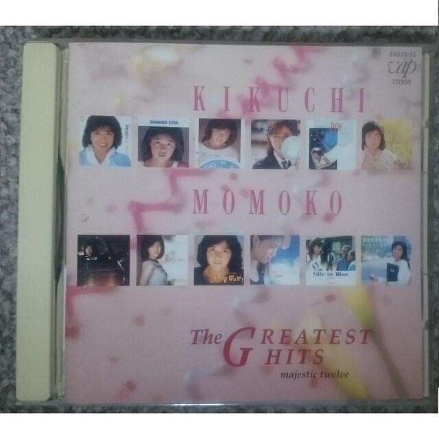 KF  菊池桃子   ザ・グレイテスト・ヒッツ  廃盤  < タレントグッズの