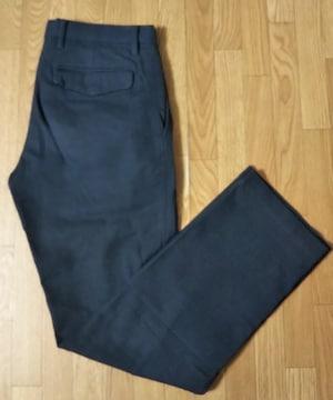 ☆UNIQLO/ユニクロ パンツ、ズボン チャコールグレー★