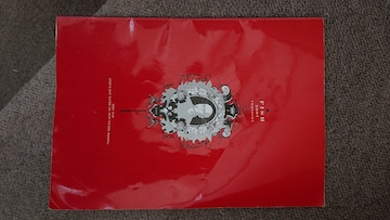 レア 2007年 ゲーリーフィッシャー カタログ