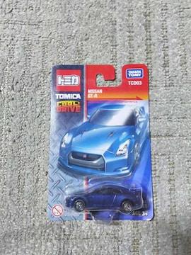 トミカクールドライブ スカイラインR35 GT-R 青 未開封