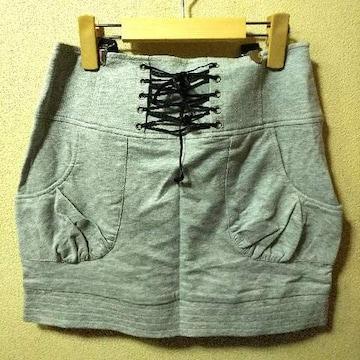 rosefanfan新品★サス付スピンドルコクーンスカート