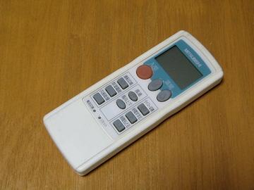 MITSUBISHI三菱 エアコン用リモコン ・LG11