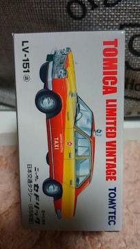 トミカリミテッドヴィンテージ 日産 セドリック 日本交通タクシー 未開封 新品 限定