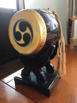 太鼓の置物
