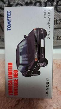 1/64 トミカリミテッドヴィンテージネオ スバル レガシィ RS 未開封 新品 限定品