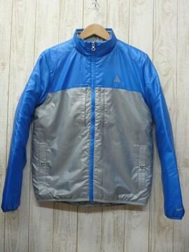即決☆ナイキACG 軽量・防寒ジャケット BLU/XL 新品
