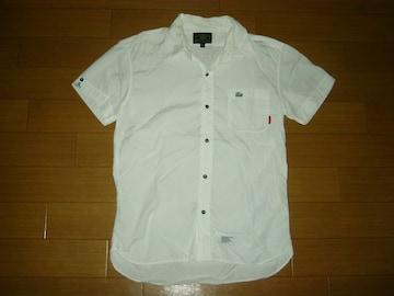 WTAPSダブルタップスB.CシャツS白半袖