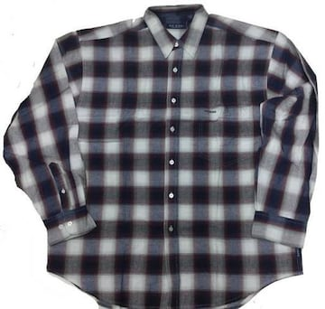 90sデッドストBBOY系 GUESS USA ゲスチェックシャツ ダンザーバギー OGヒップホップ