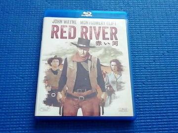 BD 赤い河 RED RIVER Blu-ray ブルーレイ