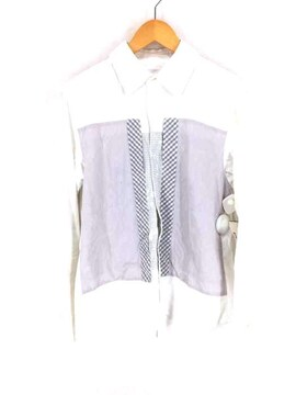 GANRYU(ガンリュウ)AD2014 MIX WHITE SHIRTシャツ・ブラウス