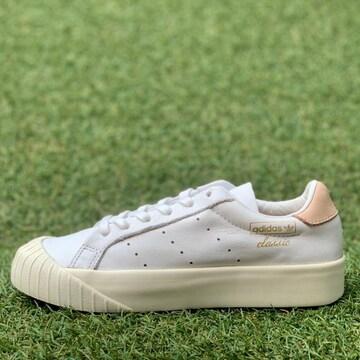 美品22 adidas EVERYN W アディダス エヴリン G39