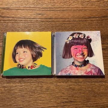 【木村カエラ】アルバム2セット