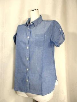 【GU】薄手のコットンシャツ