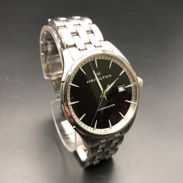 HAMILTON JAZZMASTER ハミルトン ジャズマスター 腕時計 H324510 < ブランドの