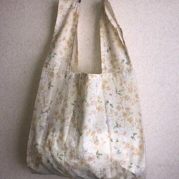 ☆ハンドメイド/布製*エコバッグ�C