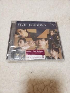 【CDアルバム】龍雅/FIVE DRAGONS