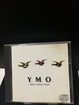 YMO 決定版 YMO ベストセレクション 曲目画像掲載 送料無料