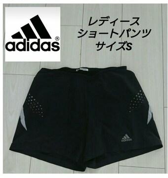 adidas ショートパンツ ブラック サイズS