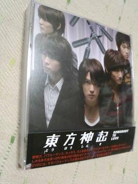 *東方神起Somebody To LoveCD+DVD