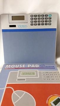 ★電卓&メモなど挟めるマウスパット★