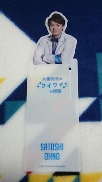 嵐 ワクワク学校2013 ブックマーク 大野智