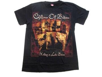 チルドレン・オブ・ボドム  バンドTシャツ  252 S