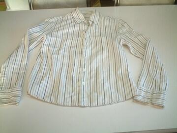 ストライプシャツ Sサイズ