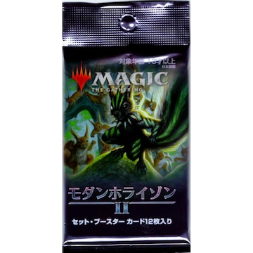 【1PACK】マジック・ザ・ギャザリング モダンホライゾン2 セット・ブースター 日本語版