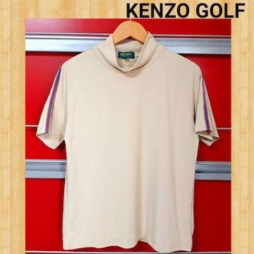 KENZO GOLF ケンゾー ゴルフ レディース 1 Tシャツ モック ハイネック